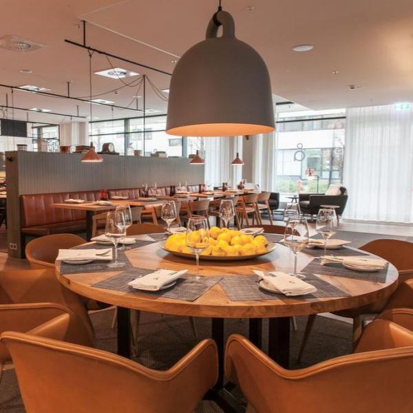 Courtyard Amsterdam Arena Atlas restaurant