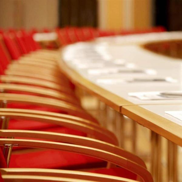 Amberger Congress Centrum meeting
