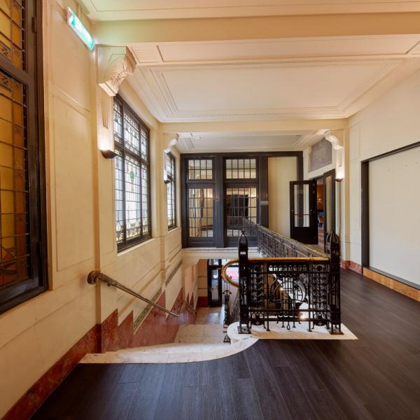 Pathe Buitenhof Entree Foyer Boven