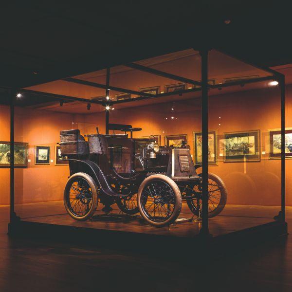 Louwman Museum stap in de geschiedenis