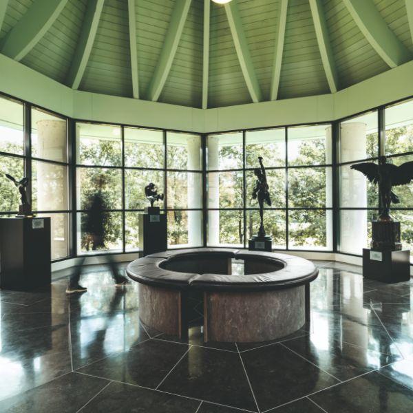 Louwman Museum inspirerende plekken