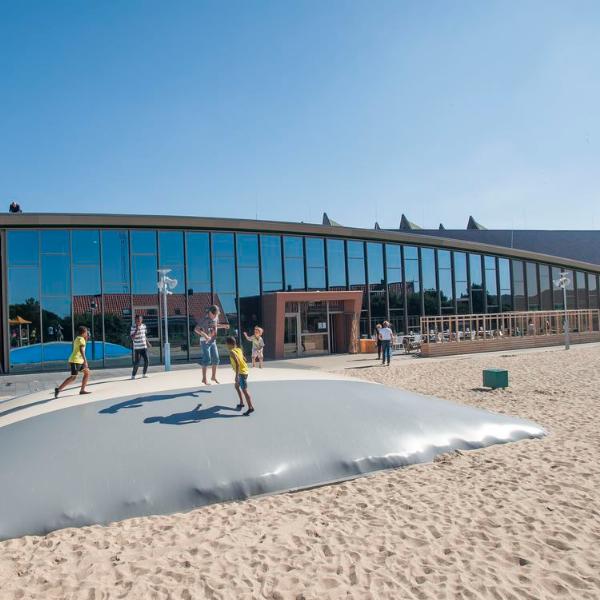 Landal Business Line Beach Resort Ooghduyne Speelplaats