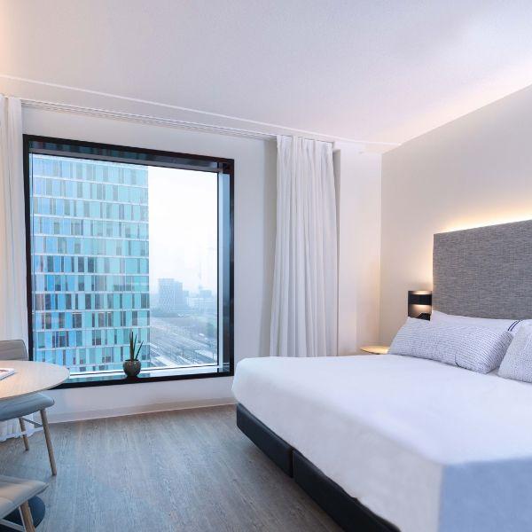 INNSIDE by Melia Amsterdam Hotelkamer