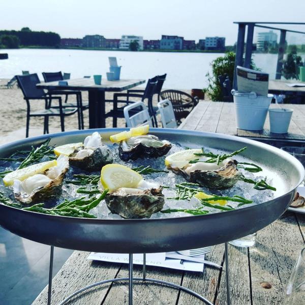 Villa Westend oesters