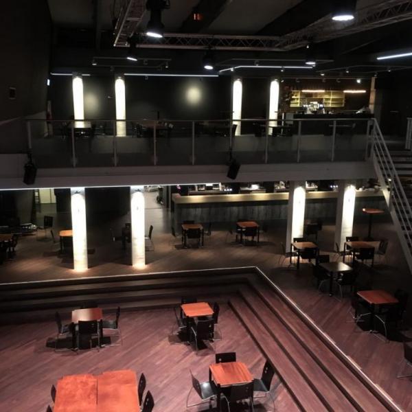 Theater De Meervaart foyer