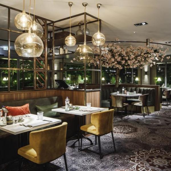 Van der Valk Hotel Assen restaurant