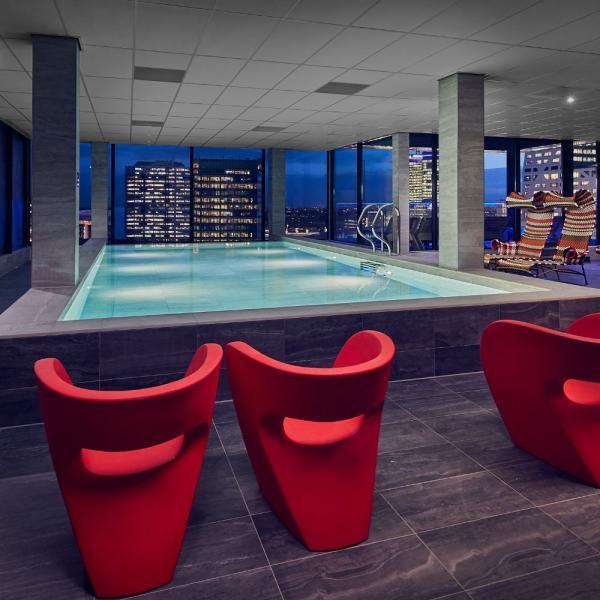 Inntel Utrecht Centre zwembad