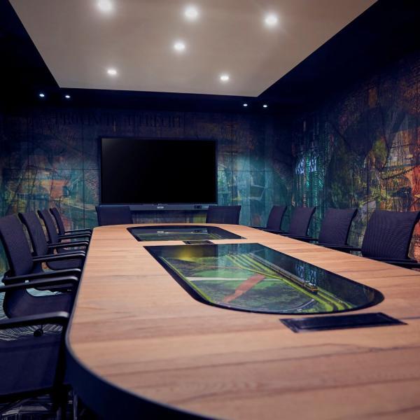 Inntel Utrecht Centre Boardroom