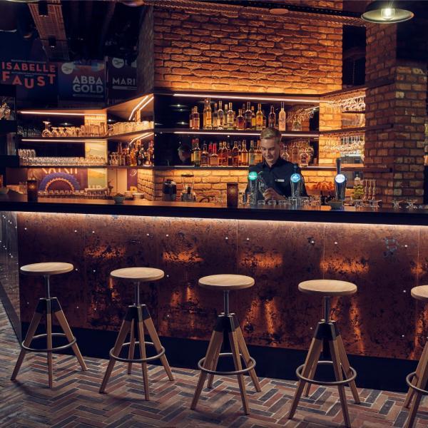 Inntel Utrecht Centre bar