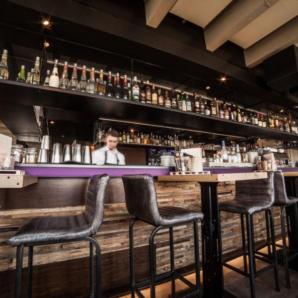 Ramada Apollo Amsterdam Centre bar