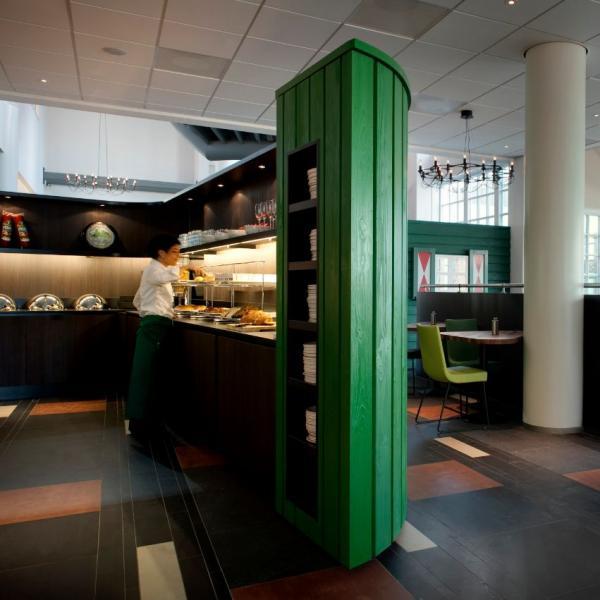 Inntel Hotels Amsterdam-Zaandam restaurant