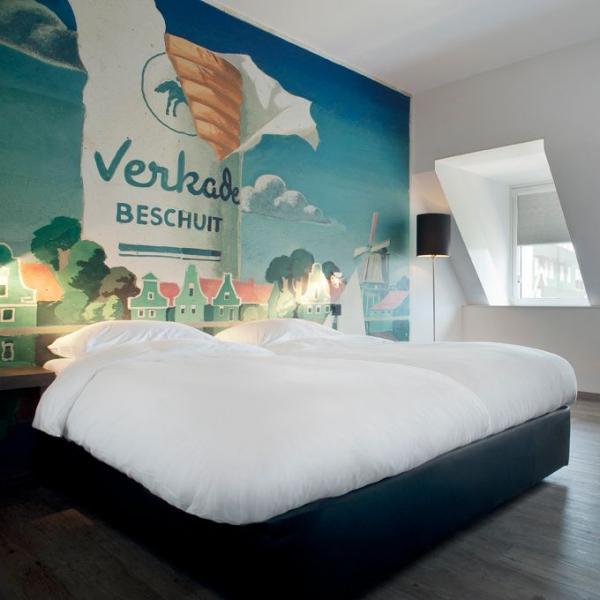 Inntel Hotels Amsterdam-Zaandam hotelkamer