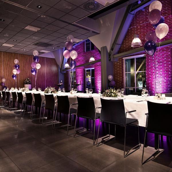 Inntel Hotels Amsterdam-Zaandam feestelijk diner