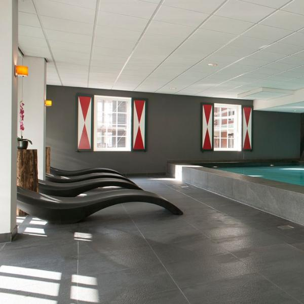 Inntel Hotels Amsterdam-Zaandam zwembad