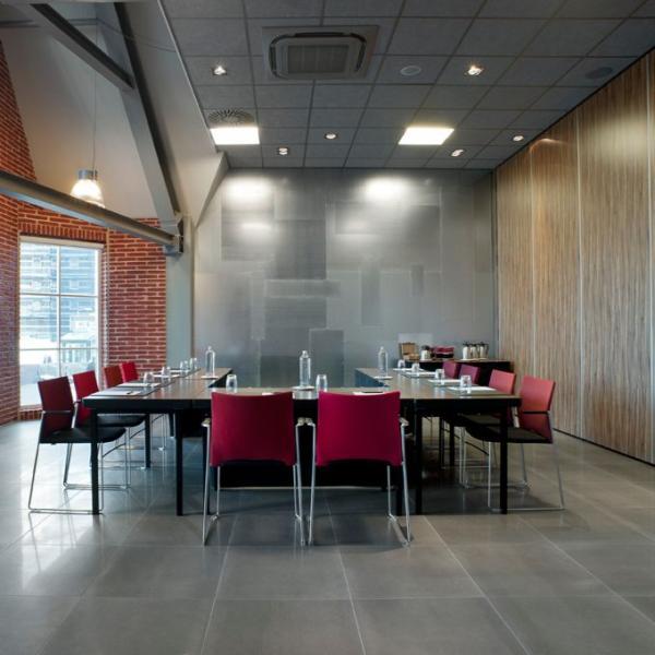 Inntel Hotels Amsterdam-Zaandam meetingroom