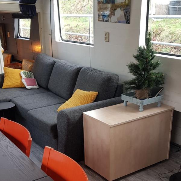 Het Vergaderschip lounge