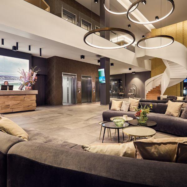 Van der Valk Hotel Nijmegen Lent Lobby