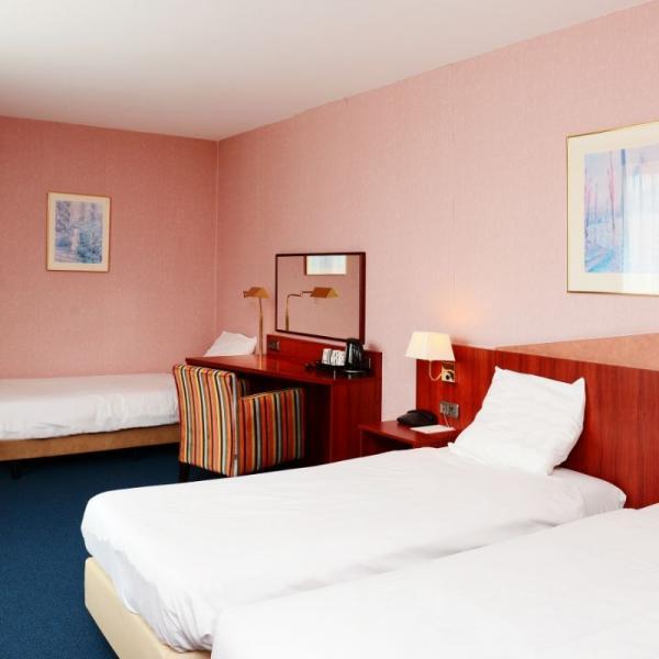 Amrâth Hotel Belvoir hotelkamer