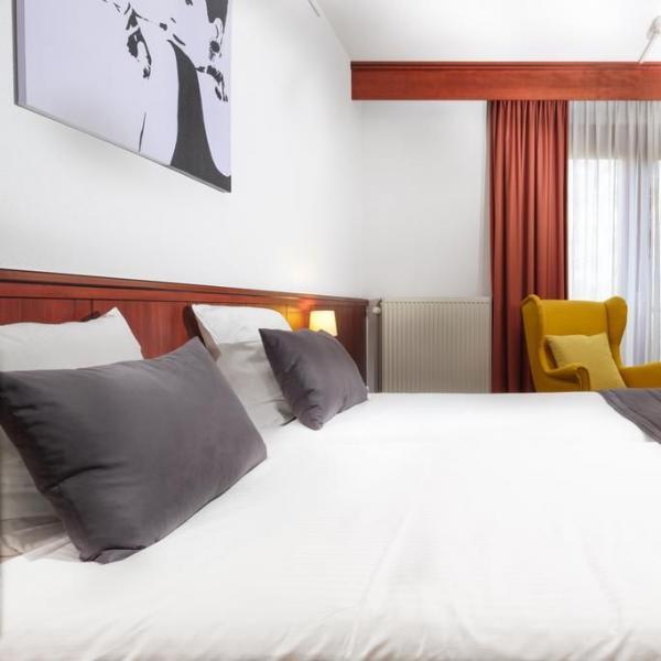Hotel en Vergaderlocatie De Schildkamp hotelkamer