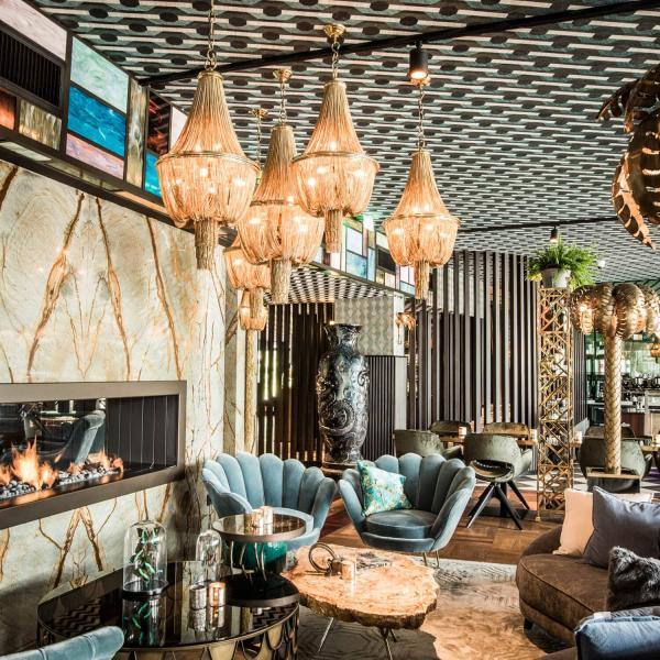 Apollo Hotel Amsterdam livingroom