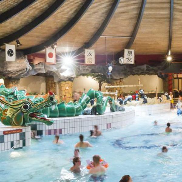 De Bonte Wever zwembad