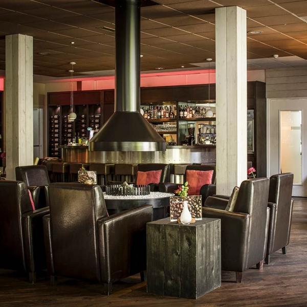 Fletcher Hotel-Restaurant Mooi Veluwe lounge