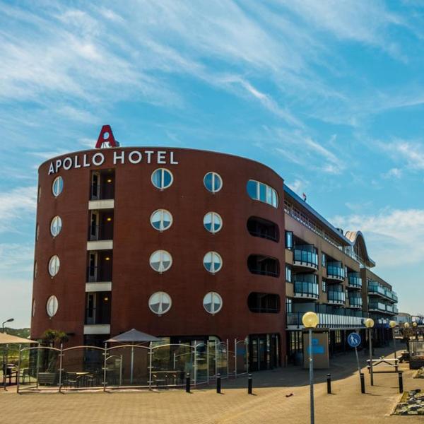 apollo-hotel-ijmuiden-seaport-beach-buiten