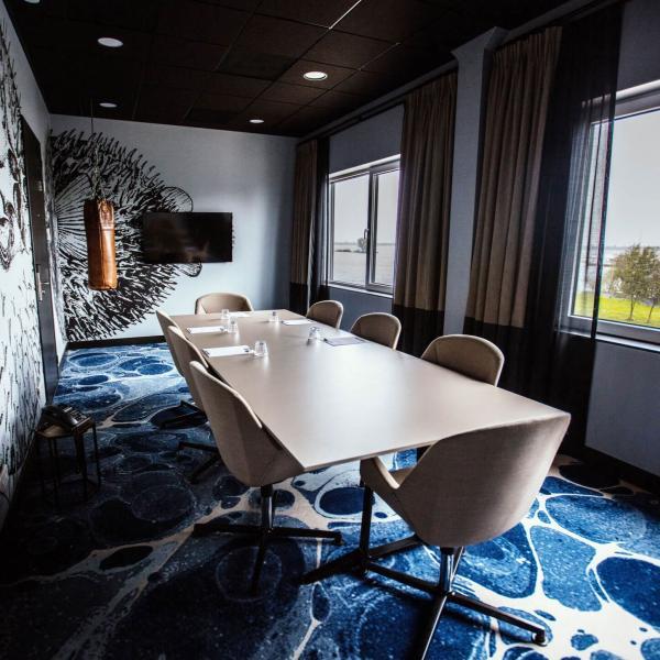 Apollo hotel Vinkeveen-Amsterdam vergadering