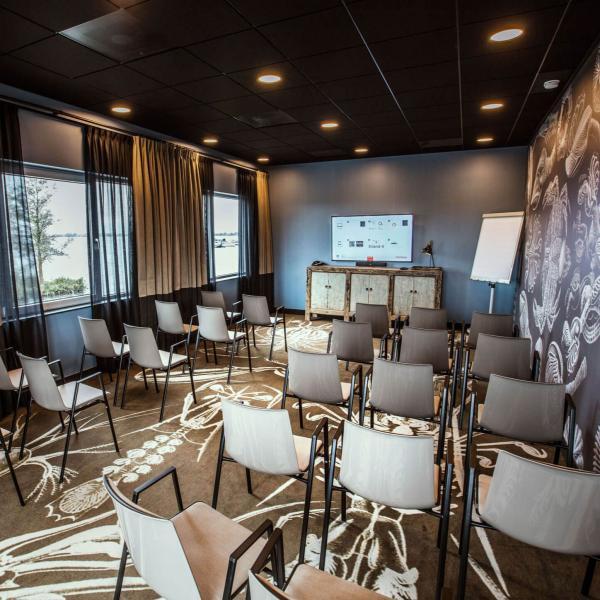 Apollo hotel Vinkeveen-Amsterdam presentatie