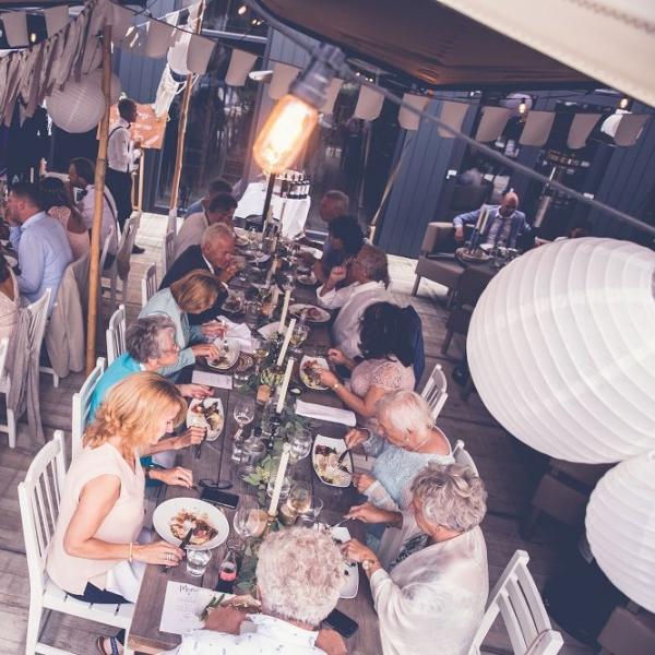 Apollo hotel Vinkeveen-Amsterdam diner