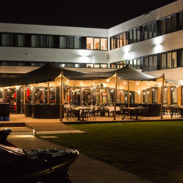 Apollo hotel Vinkeveen-Amsterdam Terras